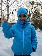 Детская куртка Columbia от 1 года-7лет (осень/весна)