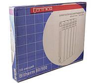 Радиатор BITHERM 500/80 (6 секций)