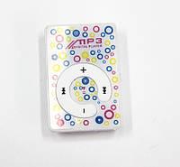MP3 плеер цветной с прищепкой AT-P24