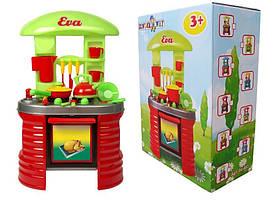 Кухня с посудой,кастрюля,сковорода 04-405
