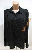 Блузка черная H&M, 12 (42), СКИДКА, Уценка!