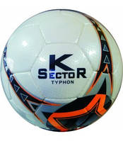 Футбольний м'яч K-Sector Typhon