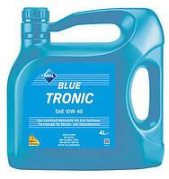 Моторное масло Aral Blue Tronic 10W-40,4л