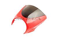 Обтекатель   на мотоцикл Viper (Zongshen), Lifan 125/150   (mod:5)   (красный)