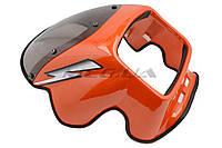 "Обтекатель   на мотоцикл Viper (Zongshen), Lifan 125/150   (красный)   ""EVO"""