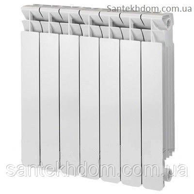 Радиаторы (батареи) биметаллические BITHERM 350х80мм (10 секций).
