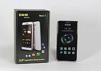 """Смартфон Mate7 3.5"""" Black, стильный сенсорный мобильный телефон, смартфон 2 sim емкостный экран"""