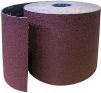 Бумага наждачная на тканевой основе №80 200мм*50м Spitce (18-602) м.п.