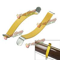 2шт гитарной струны разбрасыватели для чистки грифа ладу Luthier набор инструментов по уходу за