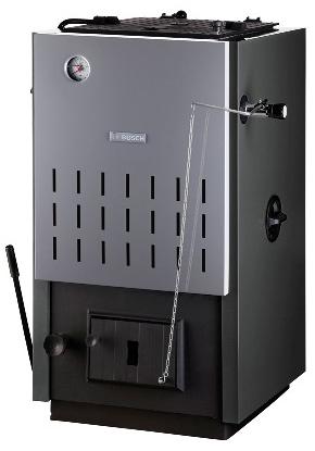 Твердотопливный котел BOSCH Solid 2000 B-2,Модель-K 32-1 S62 ,мощность 9-28 кВт.Стальной котел мощно