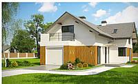 Строительство коттеджей и малоэтажных домов.Дом № 2,59