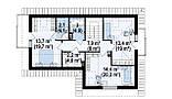 Строительство коттеджей и малоэтажных домов. Проект Дома № 2,59, фото 2