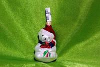 Новогодняя игрушка Медведь-Санта 1167, фото 1