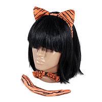 Набор «Тигрица» карнавальный