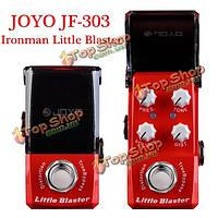 Джойо Ironman JF-303 немного бластер искажения мини-гитары педаль эффекта