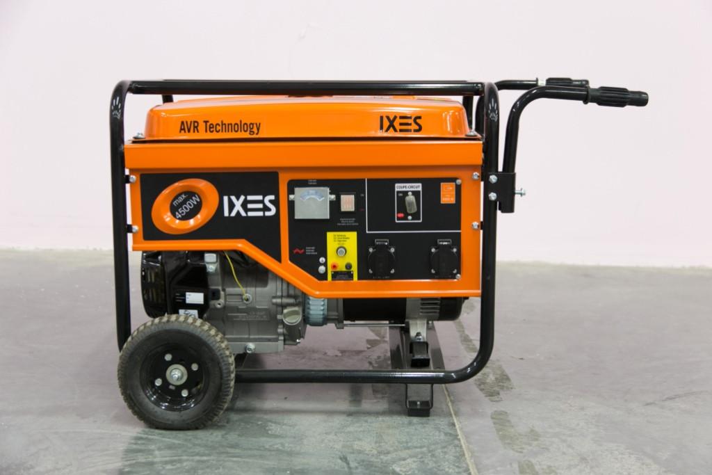 Генератор бензиновый SCHEPPACH SG 4500 IXES