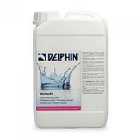 Химия для бассейна Delphin Winterfit - 3 л. Средство для консервации