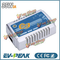 ЭВ-пик e3 35w 3a смарт-зарядное устройство баланса переменного тока для 2s-4s липо батареи