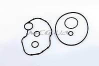 """Прокладки двигателя резиновые (набор) на мотоцикл с двигателем  4T CG150   """"MPG"""""""