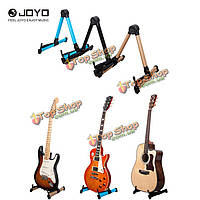 Джойо JGS-01 складная противоскользящие держатель гитары подставка для гитары укулеле бас