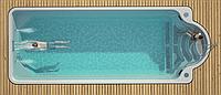 Бассейн GARDA 950 (стоимость чаши указана для базовой комплектации бассейна)