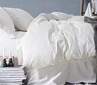 Однотонное постельное белье сатин люкс Prestij Textile