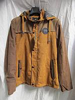 Мужская куртка осень/весна (р:L,XL,2XL,3XL,4XL)№0548-1