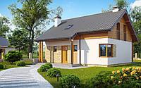 Строительство коттеджей и малоэтажных домов.Дом № 2,61