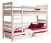 """Кровать двухъярусная """"Амели"""" детская деревянная, фото 1"""