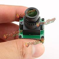 700TVL CCD камера 3 Мп с объективом 2.5мм 120° для FPV гоночного приятелем