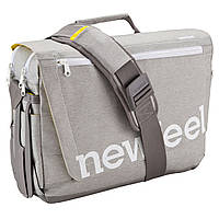 Сумка,рюкзак для ноутбука Newfeel BACKENGER UP 20L светло серая
