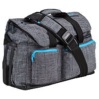 Сумка, рюкзак для ноутбука Newfeel BACKENGER UP 32L серая