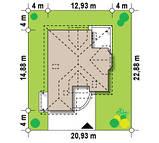 Строительство коттеджей и малоэтажных домов. Проект Дома № 2,62, фото 4