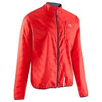 Куртка мужская для бега Kalenji EKIDEN красная