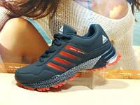 Кроссовки женские BaaS Marathon сине-красные 36 р.