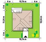 Строительство коттеджей и малоэтажных домов. Проект Дома № 2,63, фото 8