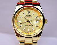 Наручные часы Role-x Oyster Perpetual Milgauss Gold копия