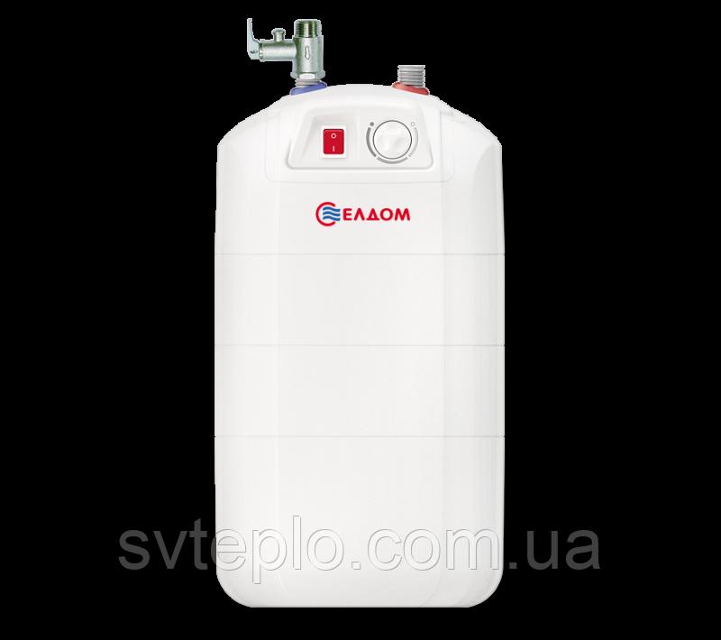 Електричний водонагрівач Eldom Extra Life GPMP - 15 л