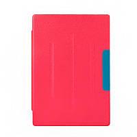 """Чехол-подставка для Lenovo Tab 2 A10-70L 10.1"""", розовый"""