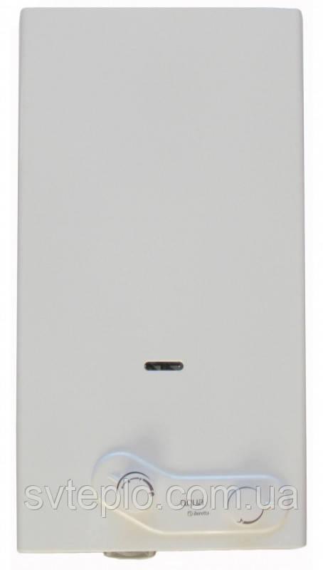 Газовая дымоходная колонка Beretta Idrabagno Aqua 14