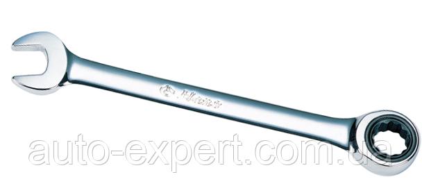 Ключ комбинированный трещоточный Hans 15 мм (1165M15)