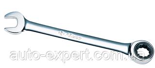Ключ комбинированный трещоточный Hans 8 мм (1165M08)
