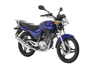 Запчасти на мотоцикл Yamaha YBR 125