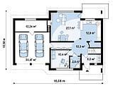 Строительство коттеджей и малоэтажных домов. Проект Дома № 2,65, фото 7