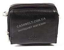 Небольшая мужская черная сумка LANGSA art. 034