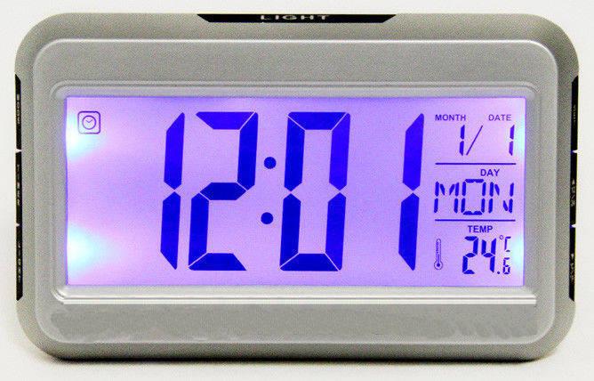 Часы настольные электронные  КК 2616   ,dr, фото 2