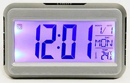 Часы настольные электронные  КК 2616   ,dr