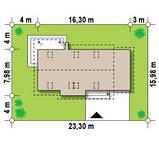 Строительство коттеджей и малоэтажных домов. Проект Дома № 2,66, фото 8