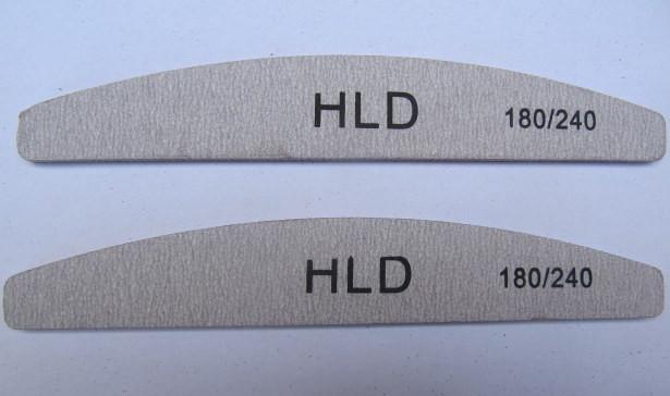 Пилочка минеральная  H L D(240*180) Half серая