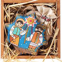 Подарочные наборы. Новогодние подарки в деревянных коробках